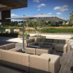 Tuininrichting - Complete lounge hoek