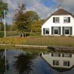 Landelijke tuinen met Siergrassen in Reeuwijk