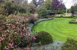 Grote tuin in Barendrecht door Ernst Baas Hoveniers