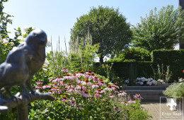 Middelgrote tuin in Alphen a/d Rijn door Ernst Baas Hoveniers