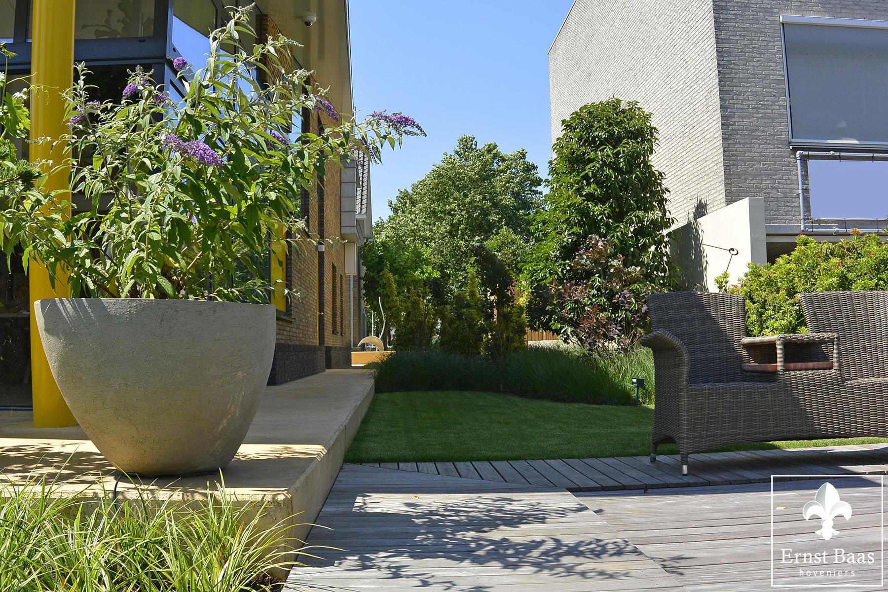 Design tuinen ernst baas hoveniersbedrijf in waddinxveen