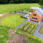 Grote tuinen -Vrijstaande woning - Moderne tuine